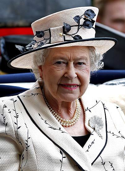 Елизавета II (Elizabeth II) – Елизавета Александра Мария Виндзор (Elizabeth Alexandra Mary Windsor)
