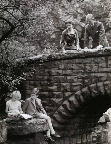 Британская королевская семья, 1957 год