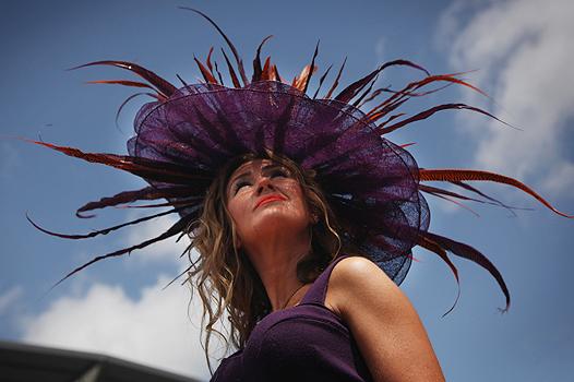 Королевские скачки в Аскоте-2011: Ladies Day