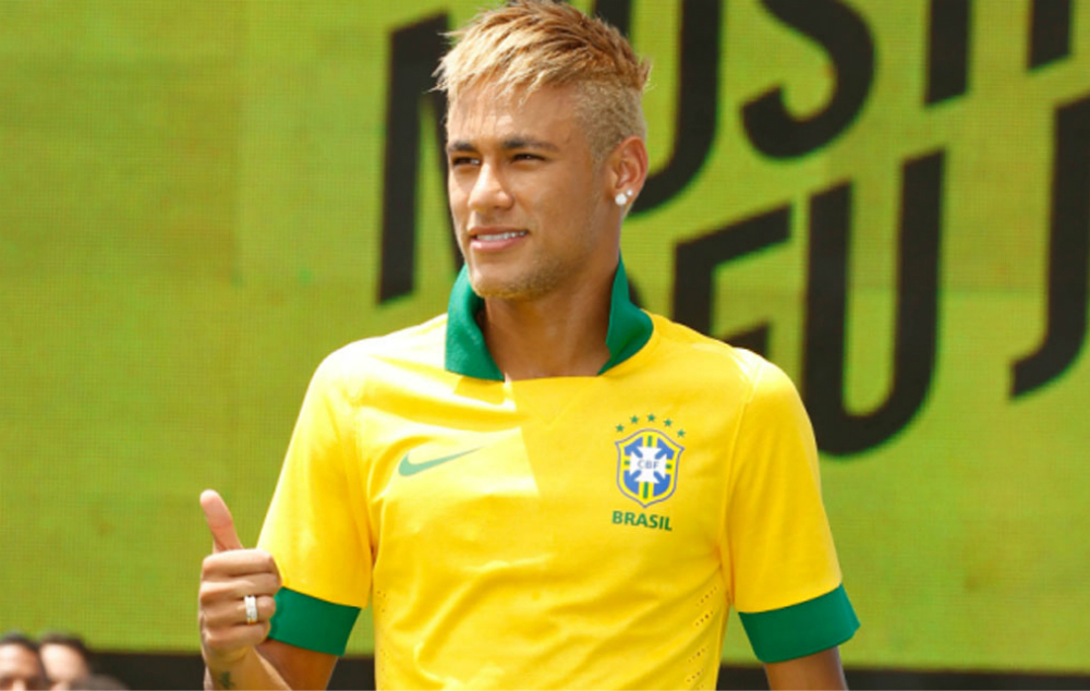 Неймар (Neymar) – Неймар да Силва Сантос Жуниор (Neymar da Silva Santos Junior)