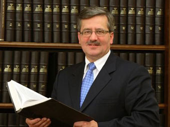 Бронислав Коморовский  (Bronislaw  Komorowski)