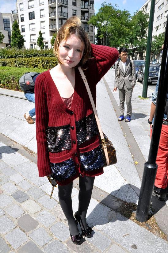 Уличная мода от Эмили Браунинг