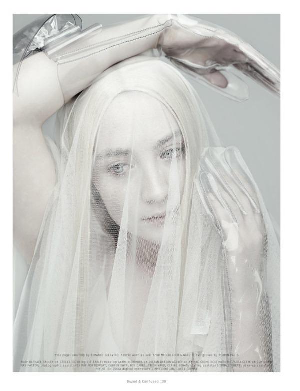 Сирша Ронан для Dazed & Confused