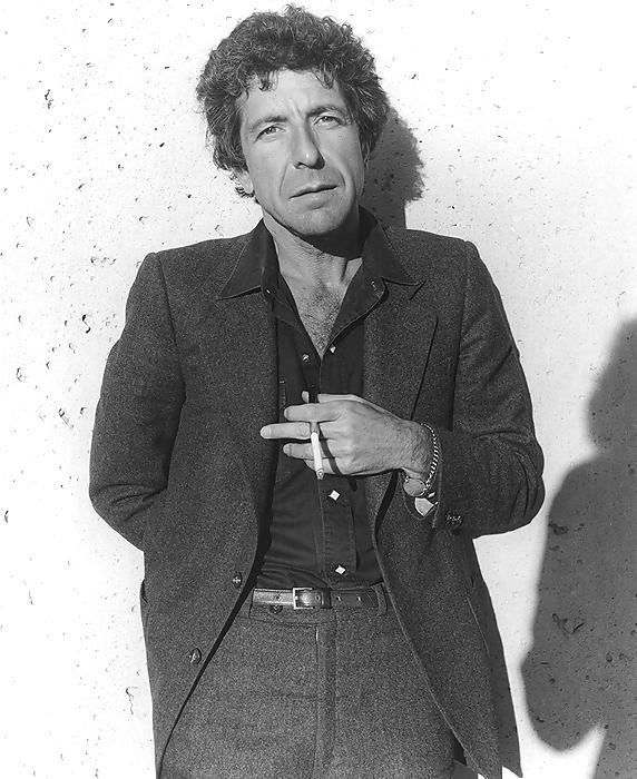 Леонард Коэн (Leonard  Cohen)