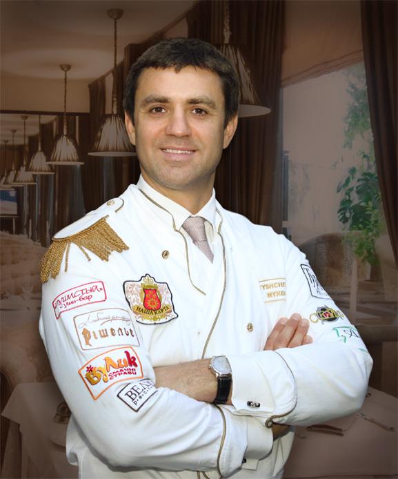 Николай Тищенко (Nikolai Tishchenko)