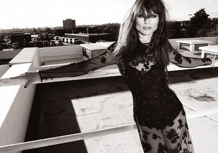 Софи Эллис-Бекстор для Marie Claire UK, 2014