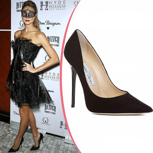 Звездная обувь Стэйси Кейблер