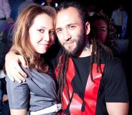 Карина Кокс и Эдуард Магаев