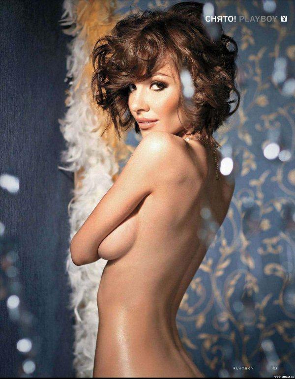 Голая Даша Астафьева в Playboy и Maxim
