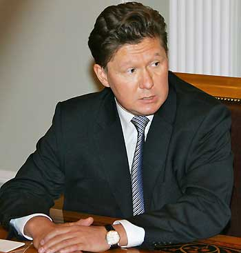 Алексей Миллер (Alexey Miller)