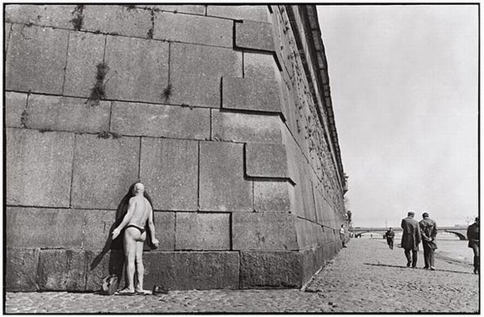 фотографии Анри Картье-Брессон сделанные в России