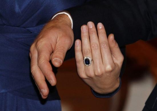 Принц Уильям сделал предложение Кейт Миддлтон