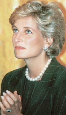 Диана, Принцесса Уэльская (Diana, Princess of Wales) – Диана Френсис Спенсер Виндзор (Diana Frensis Spencer Windsor)