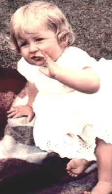 Детство и юность будущей принцессы