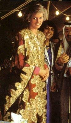 Принцесса Диана: королева людских сердец