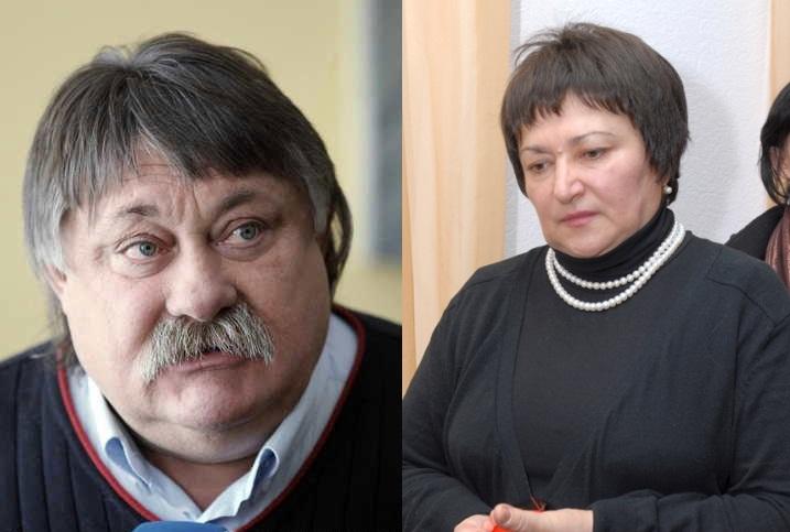 Семья Алены Мозговой