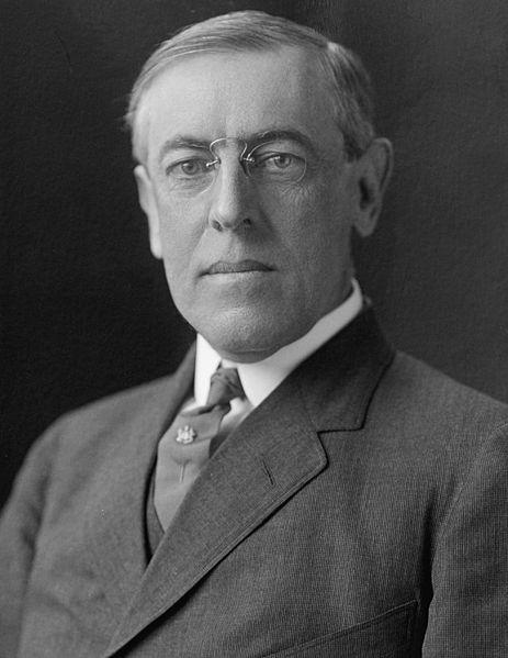 Вудро Вильсон (Woodrow Wilson)