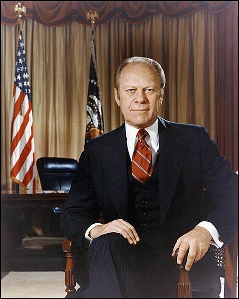 Джеральд Форд (Gerald Ford)