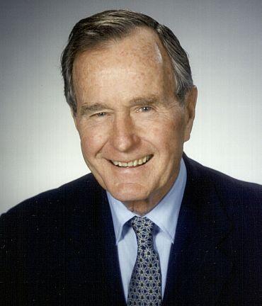 Джордж Герберт Уокер Буш (George Herbert Walker Bush)