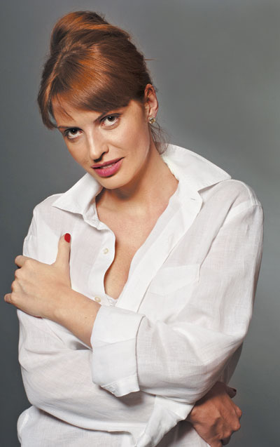 Ольга Родионова (Olga Rodionova)