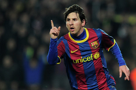 Топ-10 самых высокооплачиваемых футболистов мира в 2011 году