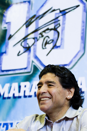 Диего Марадона (Diego Maradona)