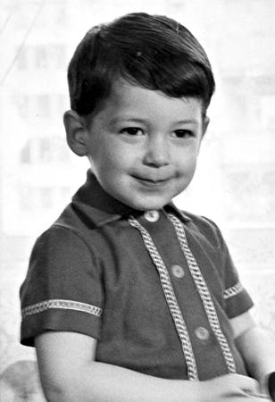 Дмитрий гордон в детстве и молодости
