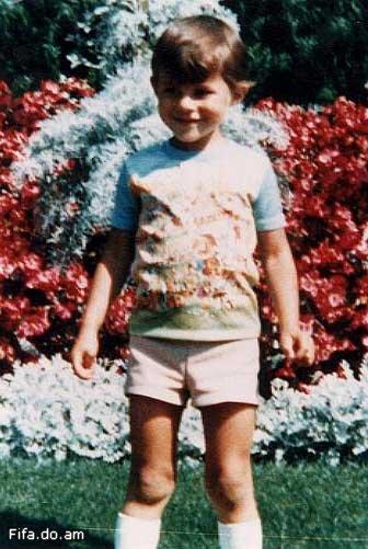 Райан Гиггз в детстве и молодости