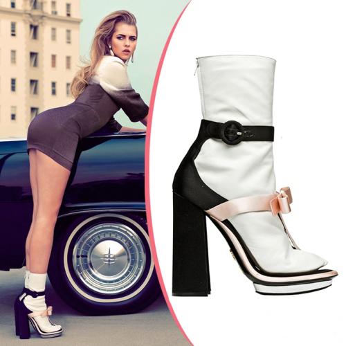 Звездная обувь Терезы Палмер