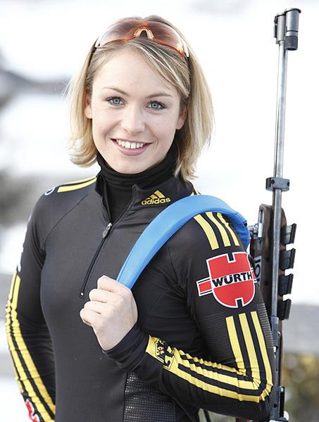 Магдалена Нойнер (Magdalena  Neuner)