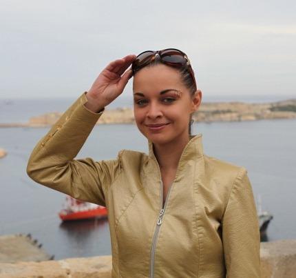 Ксения Симонова (Kseniya Simonova)