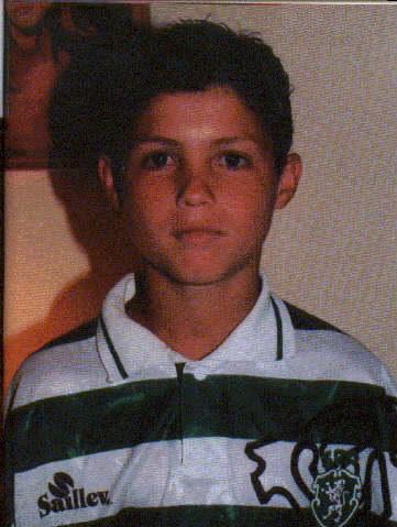 роналдо фото в детстве