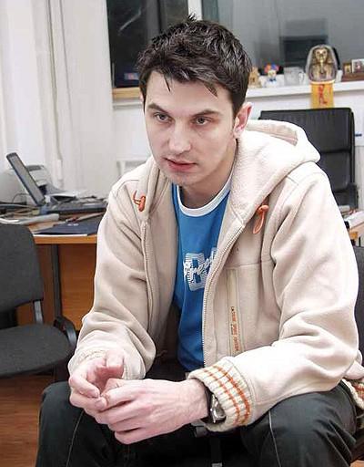 Роман Скрыпин (Roman Skrypin)