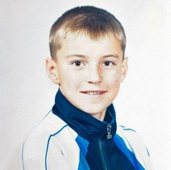 Андрей ярмоленко детство
