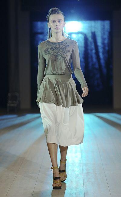 Лилия Пустовит: коллекция весна-лето - 2011