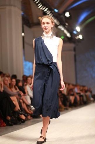 Лилия Пустовит: коллекция весна-лето 2012