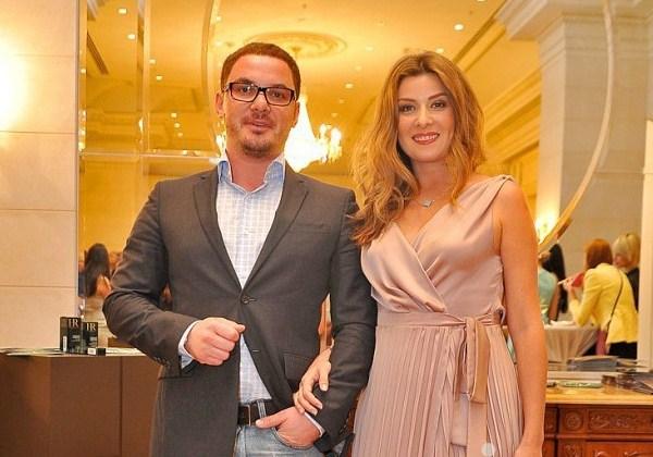 Жанна Бадоева и Сергей Бабенко