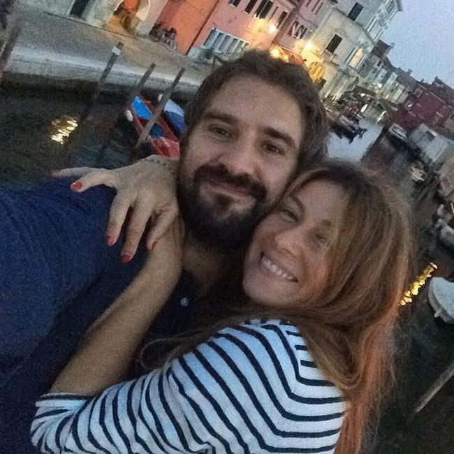 Жанна Бадоева и Василий Мельничин