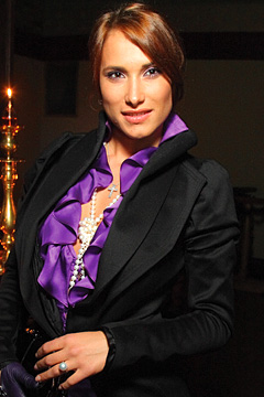 Мария Кравцова (Maria Kravtsova)