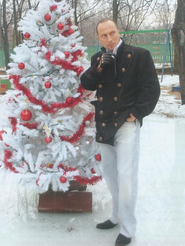 Дмитрий Нагиев для журнала МК-Бульвар