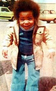Тьерри Анри в детстве и молодости