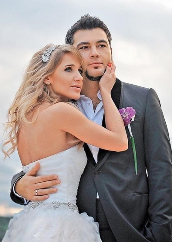Свадьба Алексея Чумакова и Юлии Ковальчук