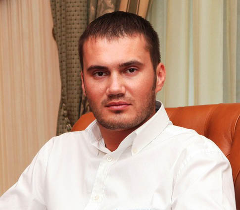 Виктор Янукович-младший (Viktor Yanukovich Jr.)
