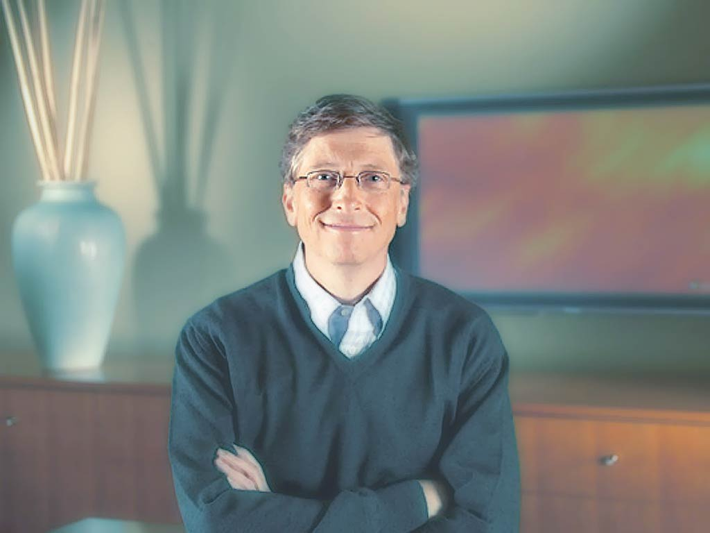 the vision and mission of bill gates for microsoft (bill) h gates is founder under gates' leadership, microsoft's mission has been to continually advance and improve software microsoft's vision for.