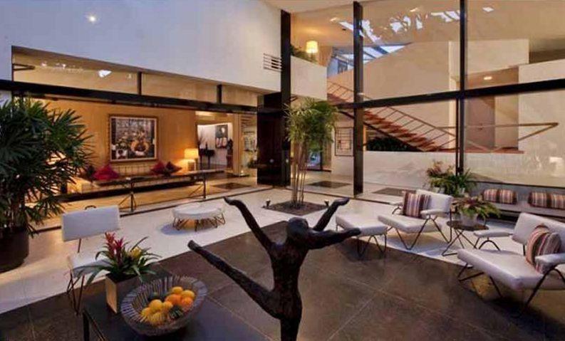 Дом Шона Паркера в Лос-Анджелесе