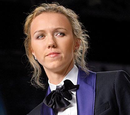 Анна Бублик (Anna Bublik)