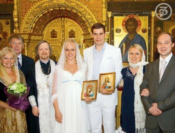 Венчание дмитрия дюжева и татьяны