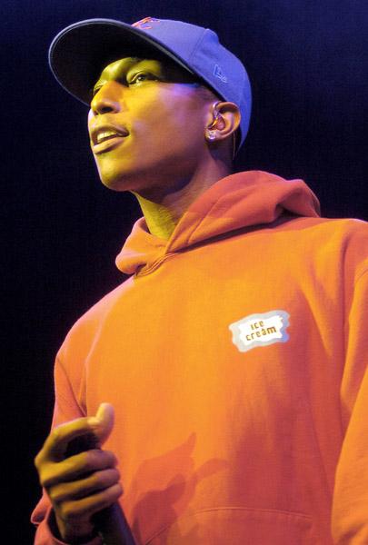 Фаррелл Уильямс  (Pharrell Williams)