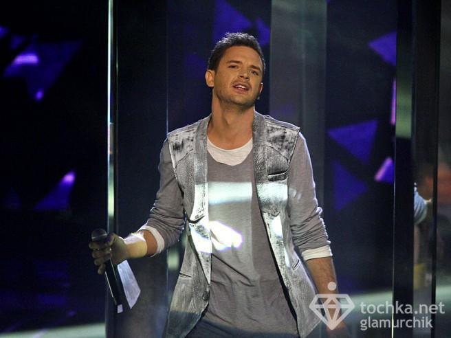 Виктор Романченко на сцене