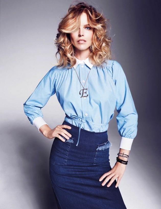 Ева Герцигова для Vogue Thailand, январь 2014 :: фотообзор :: Ева ...